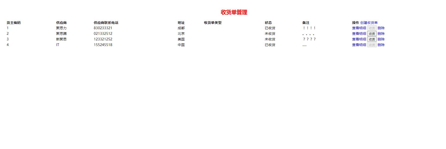 java mysql仓库管理系统源码+论文