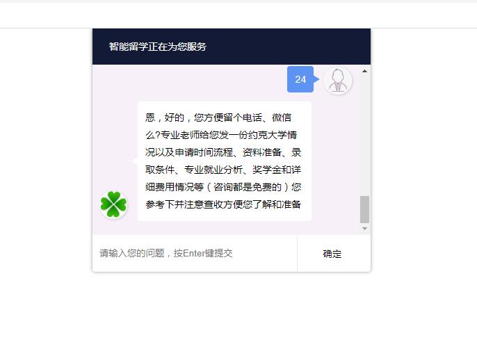 html前端智能客服页面源码+报告